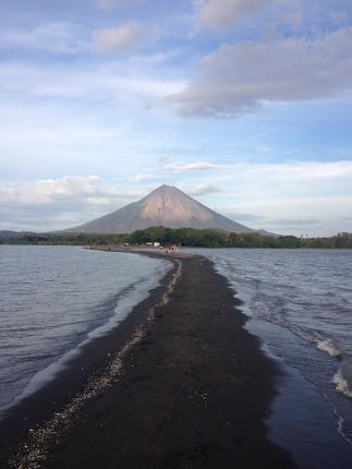 ometepe volcan